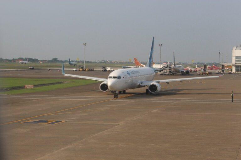 Pixabay_Ilustrasi Bandara dan Pesawat