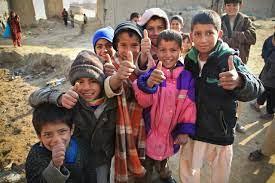 Pixabay_Ilustrasi Anak Afganistan