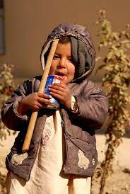 Pixabay_Ilustrasi Anak di Afganistan